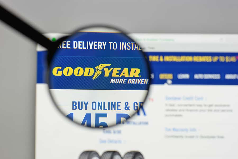 Goodyear Tire Co. – Reports Third Quarter 2020 Financial Results