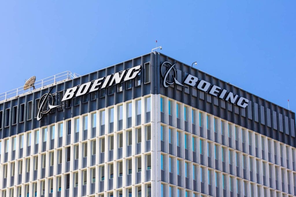 Boeing CEO Updates Employees on Third-quarter Results