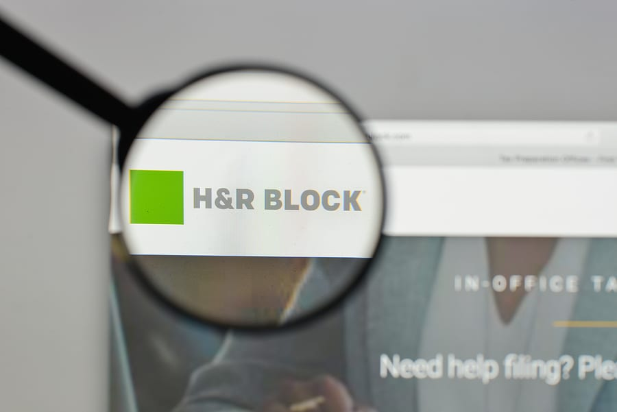 H&R Block Reports Revenue Growth in Fiscal 2021 Second Quarter